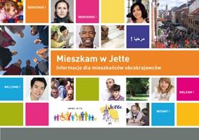Cover brochure Polish