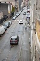 Chantier Stib rue L. Theodor : enquête publique en cours