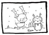 Des cartes de Noël pour nos aînés