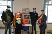 Fabriquez vos masques au Centre Armillaire