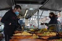 Retour du non-alimentaire au marché dominical de Jette