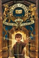 Couverture : Archie Greene et secret du Magicien