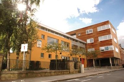 CPAS bâtiment