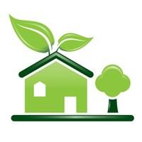 Dessin maison verte