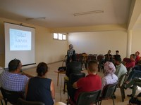 Forum des jeunes organisé en mai 2017 à Belfaa