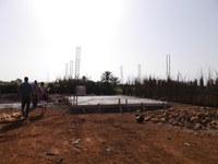 Construction d'une école dans le cadre du budget participatif de Belfaa