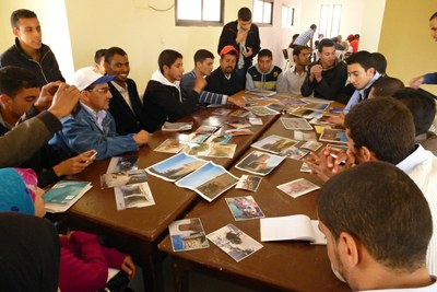 Sidi Bibi & Belfaa (formation jeunes - photolangage)