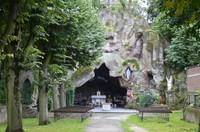 Photo de la Grotte Notre-Dame de Lourdes à Jette