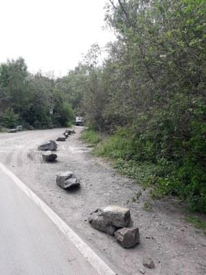 Le Chemin des Moutons, après l'action de nettoyage