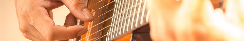 Leerling gitaar