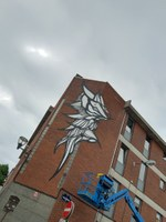 Street artparcours Yes we can – Jette 2020