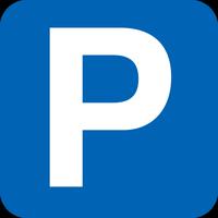 Verkeersbord parkeren