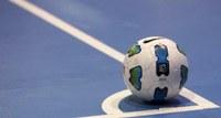 Voetbal zaalvoetbal
