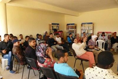 Sidi Bibi & Belfaa (vorming jongeren)