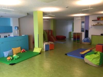 Crèche Dorémiroir - Afdeling grote kinderen