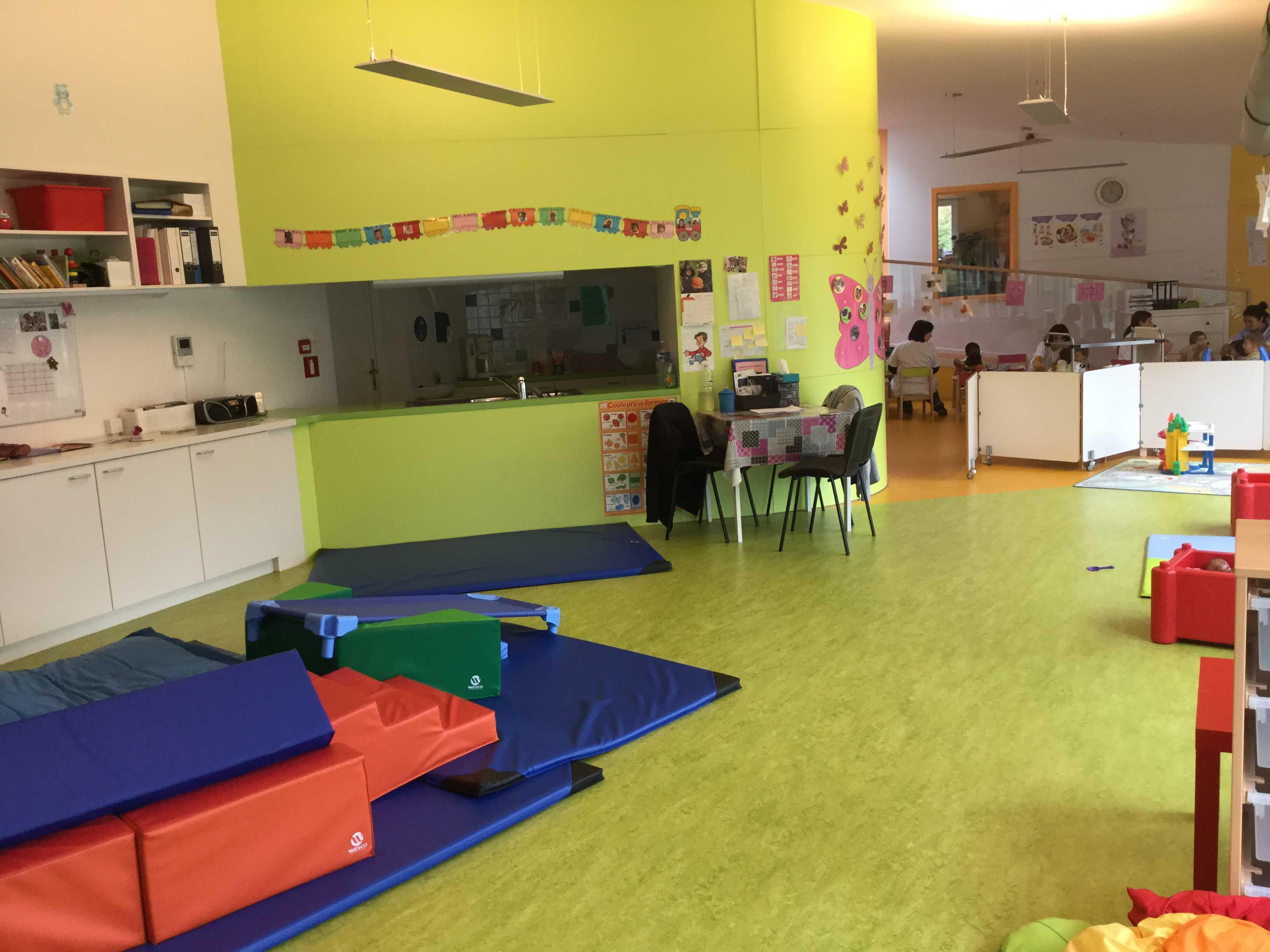 Crèche L'Ylo Jardin - Afdeling grote kinderen 2